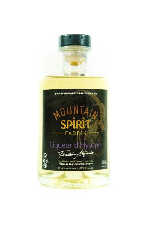 Liqueurs-hysope-50cl-Mountain-Spirit-Fabrik