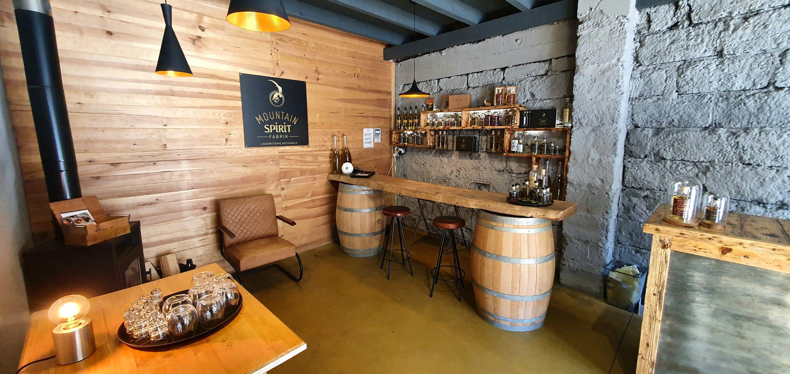Distillerie à Briançon