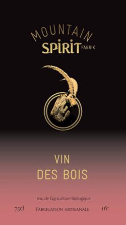 vin des bois de la distillerie mountain spirit